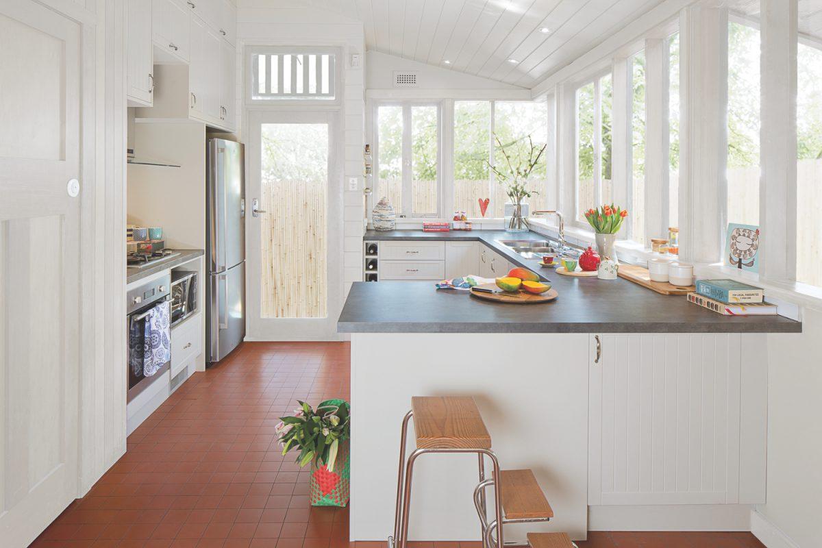 ห้องครัวแบบโปร่ง